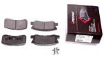 Комплект тормозных колодок, дисковый тормоз Protechnic PRP0515-3M