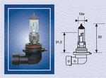 Лампа накаливания, фара дальнего света Magneti Marelli 002577300000
