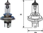 Лампа накаливания, фара дальнего света Magneti Marelli 002555100000