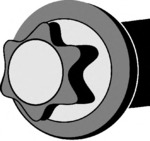 Комплект болтов головки цилидра Corteco 016252B