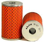 Масляный фильтр Alco Filter MD027A