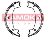 Комплект тормозных колодок, стояночная тормозная система Kamoka JQ212043