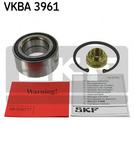 Комплект подшипника ступицы колеса Skf VKBA 3961