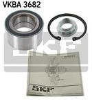 Комплект подшипника ступицы колеса Skf VKBA 3682
