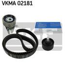 Комплект ремня грм Skf VKMA02181