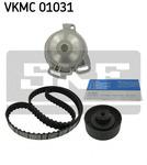 Водяной насос + комплект зубчатого ремня Skf VKMC01031