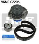 Водяной насос + комплект зубчатого ремня Skf VKMC 02206