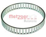 Зубчатый диск импульсного датчика, противобл. устр. (передняя ось, двусторонне) Metzger 0900350