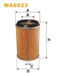 Воздушный фильтр Wix Filters WA6623
