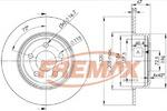 Тормозной диск Fremax BD9198