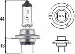 Лампа накаливания, основная фара Hella 8GH007157181
