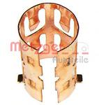 Зажимная гильза, датчик частоты вращения колеса Metzger MG 0900097