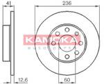 Тормозной диск Kamoka 103232