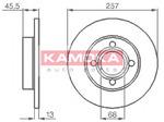 Тормозной диск Kamoka 10396