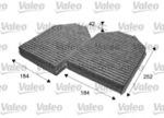 Фильтр, воздух во внутренном пространстве Valeo 715640