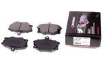 Комплект тормозных колодок, дисковый тормоз Protechnic PRP0014