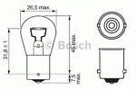 Лампа накаливания, фонарь указателя поворота (спереди) Bosch 1987302201