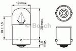 Лампа накаливания Bosch 1987302510