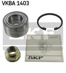 Комплект подшипника ступицы колеса Skf VKBA 1403