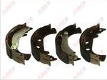 Комплект тормозных колодок (задний мост) Abe C0F015ABE