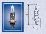 Лампа накаливания, фара дальнего света Magneti Marelli 002551100000