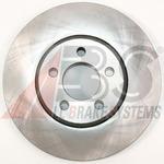 Тормозной диск A.b.s. 17809