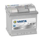 Стартерная аккумуляторная батарея Varta 5544000533162
