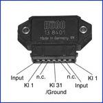 Коммутатор, система зажигания Hitachi 138401