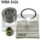 Комплект подшипника ступицы колеса Skf VKBA 3416