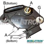 Регулятор генератора Mobiletron MBT VRPR1669