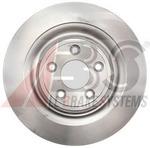 Тормозной диск A.b.s. 18090