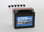 Стартерная аккумуляторная батарея Exide ETX12-BS
