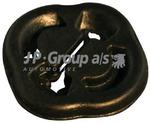 Кронштейн, система выпуска ог Jp Group 1121603100