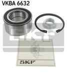 Комплект подшипника ступицы колеса Skf VKBA6632
