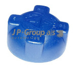 Крышка, резервуар охлаждающей жидкости Jp Group 1114800600