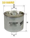 Топливный фильтр Wix Filters 33166RE