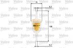 Топливный фильтр Valeo 587000