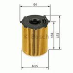 Масляный фильтр Bosch F 026 407 072