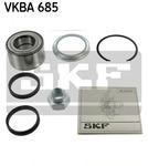 Комплект подшипника ступицы колеса Skf VKBA 685