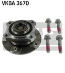 Комплект подшипника ступицы колеса Skf VKBA 3670