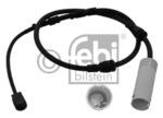 Сигнализатор, износ тормозных колодок (передняя ось, двусторонне) Febi Bilstein 37662