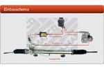 Гидрофильтр, рулевое управление Mapco 29990