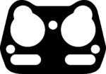 Прокладка, впускной коллектор Corteco 026428H