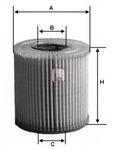 Масляный фильтр Sofima S5048PE