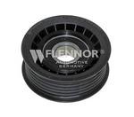 Паразитный / ведущий ролик, поликлиновой ремень Flennor FU20930