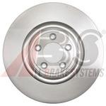 Тормозной диск A.b.s. 18008