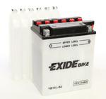 Стартерная аккумуляторная батарея Exide EB14LB2
