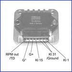 Коммутатор, система зажигания Hitachi 138004