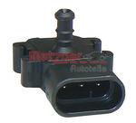 Датчик, давление во впускном газопроводе Metzger 0906079