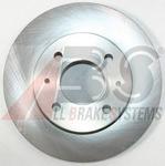 Тормозной диск A.b.s. 17576